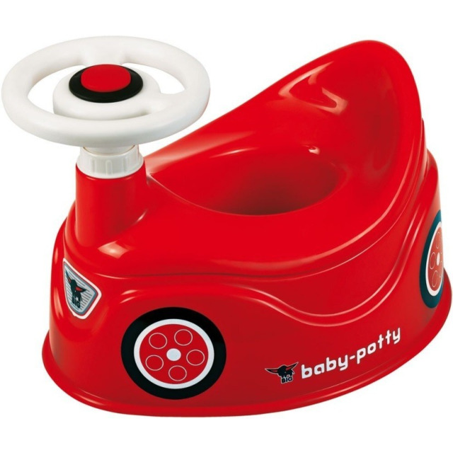 Obrázek produktu BIG Nočník s volantem a klaksonem