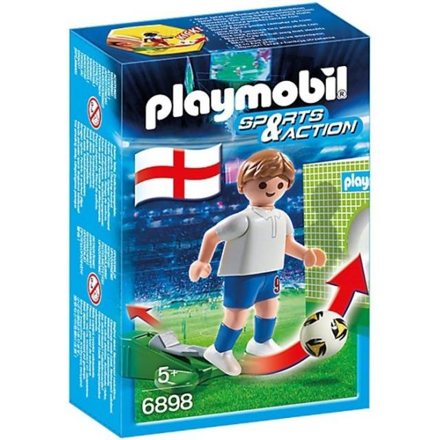 Obrázek produktu Playmobil 6898 Fotbalista Anglie
