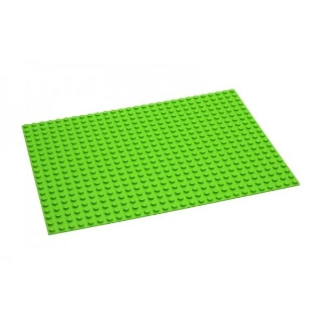 Obrázek produktu HUBELINO Podložka na stavění 560 nopů zelená