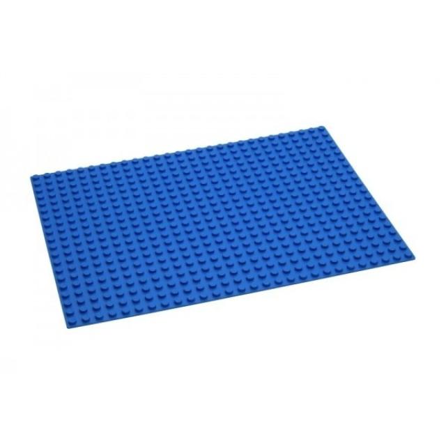 Obrázek produktu HUBELINO Podložka na stavění 560 nopů modrá