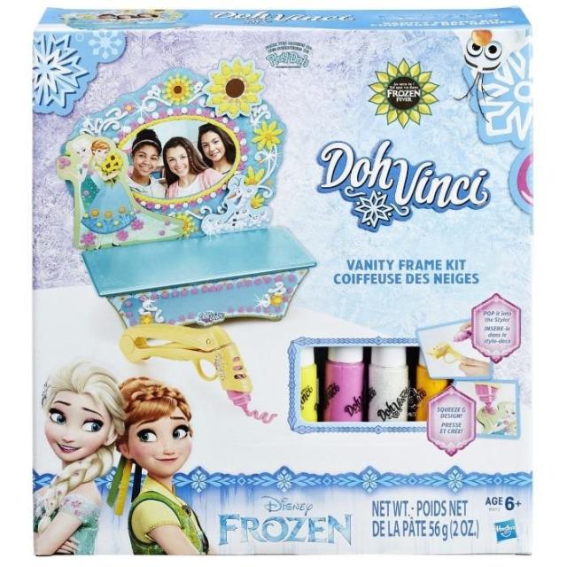 Obrázek produktu Play Doh Dohvinci Frozen Rámeček Ledové Království