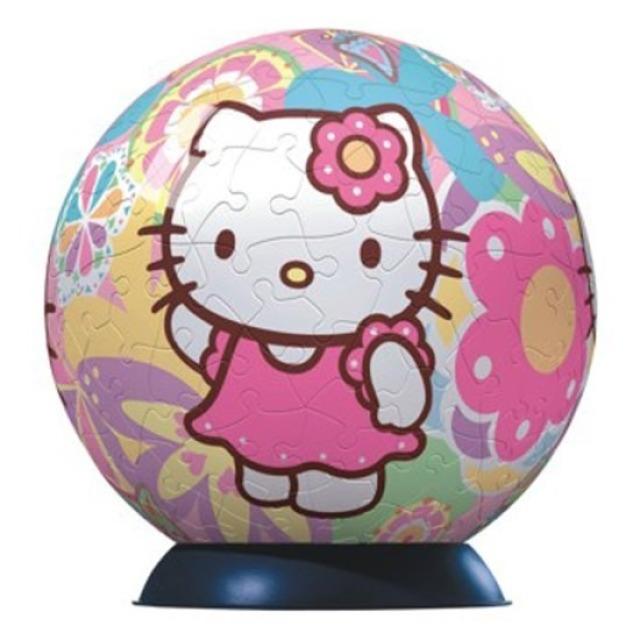 Obrázek produktu Puzzleball Hello Kitty 240d. Ravensburger