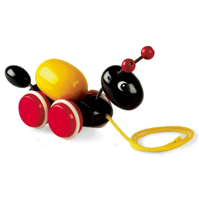 Obrázek produktu BRIO 30367 tahací mravenec s vejcem