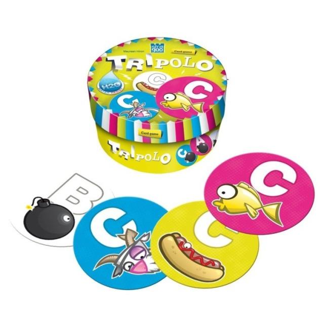 Obrázek produktu Tripolo Postřehová hra
