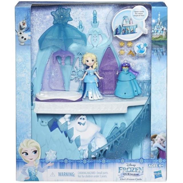 Obrázek produktu Frozen Ledové království Elsin ledový palác, Hasbro B5197