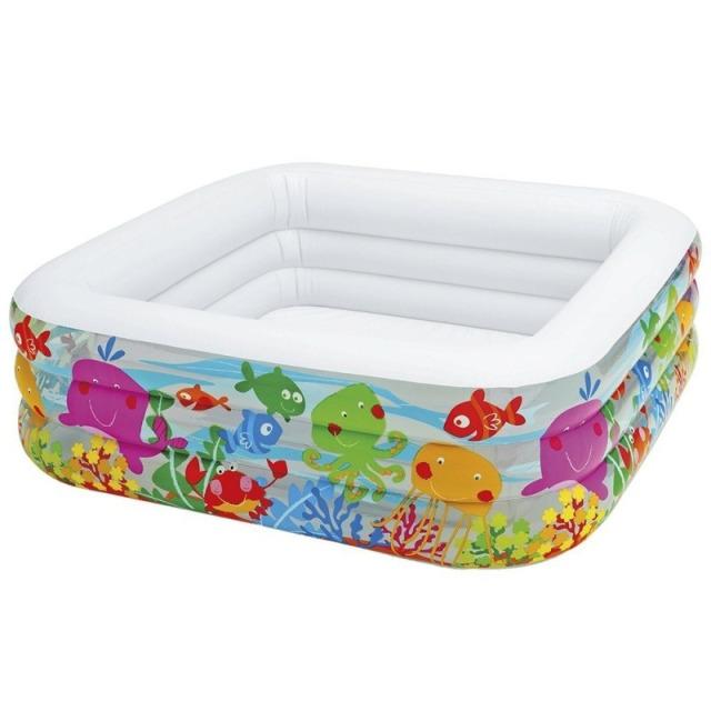 Obrázek produktu Intex 57471 Bazén Akvárium hranatý
