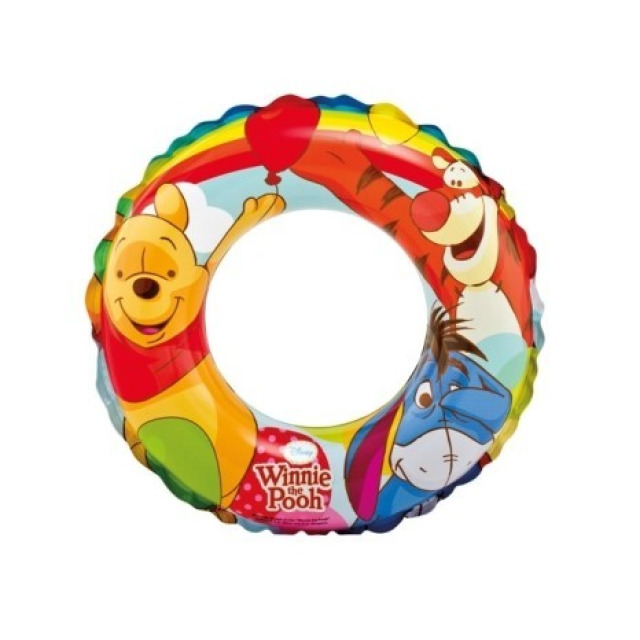 Obrázek produktu Intex 58228 Kruh plovací Medvídek Pú 51cm