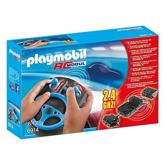 Obrázek produktu Playmobil 6914 Dálkové ovládání RC modul set