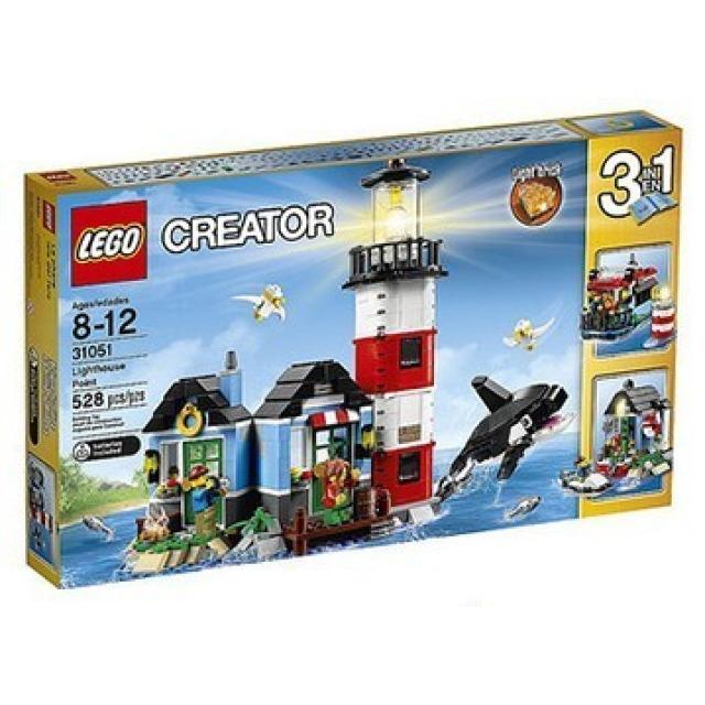 Obrázek produktu LEGO CREATOR 31051 Maják