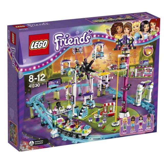 Obrázek produktu LEGO FRIENDS 41130 Zábavný park - Horská dráha