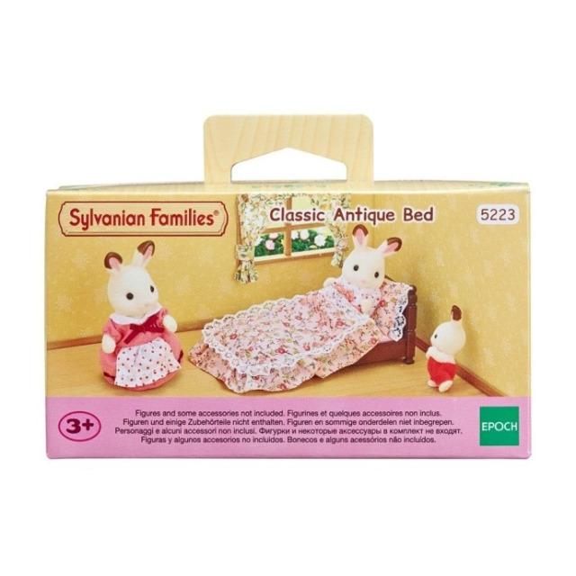 Obrázek produktu Sylvanian Families 5223 Starožitná postel
