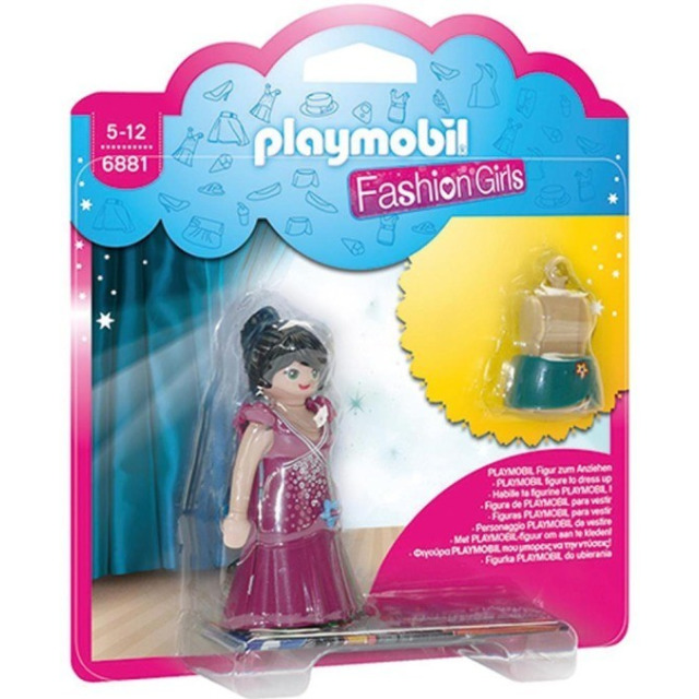 Obrázek produktu Playmobil 6881 Módní dívka - Párty
