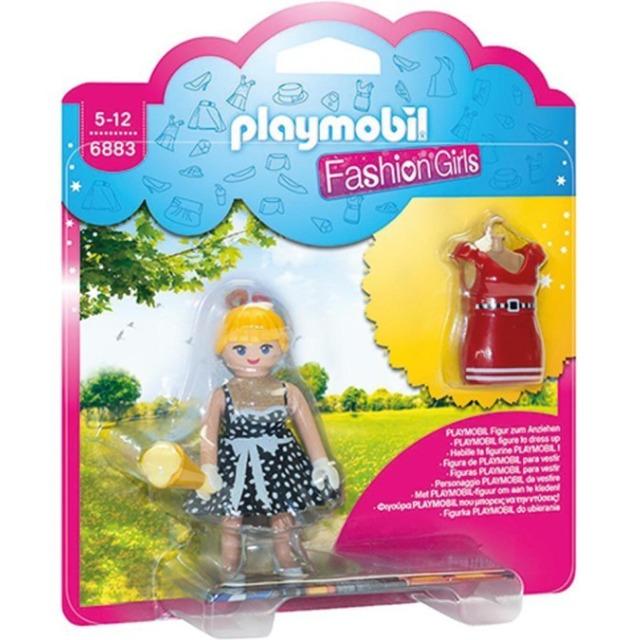 Obrázek produktu Playmobil 6883 Módní dívka - Procházka