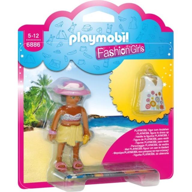 Obrázek produktu Playmobil 6886 Módní dívka - Pláž