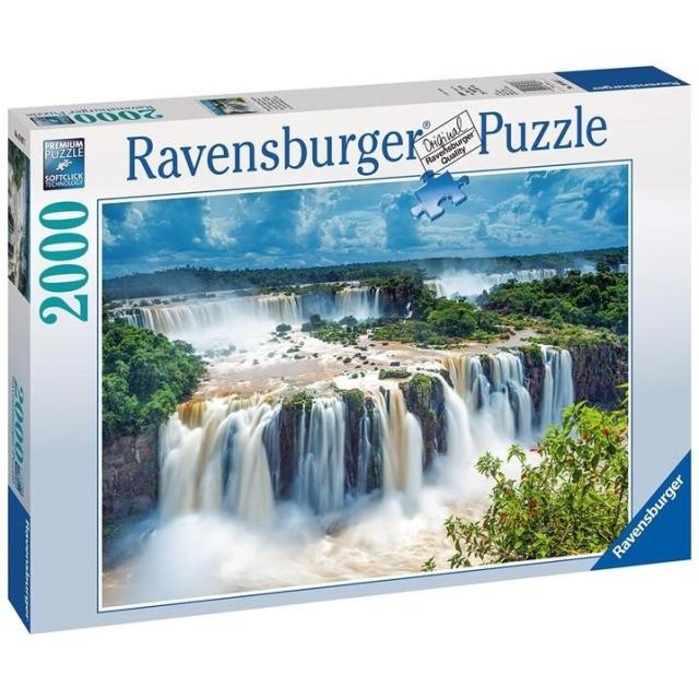 Obrázek produktu Ravensburger 16607 Puzzle Vodopád 2000 dílků