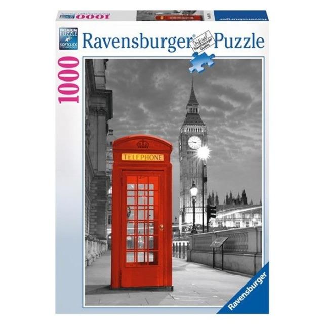 Obrázek produktu Ravensburger 19475 Puzzle Londýn Big Ben 1000 dílků