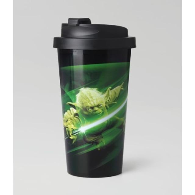 Obrázek produktu Cestovní hrnek SW Yoda - To Go Cup
