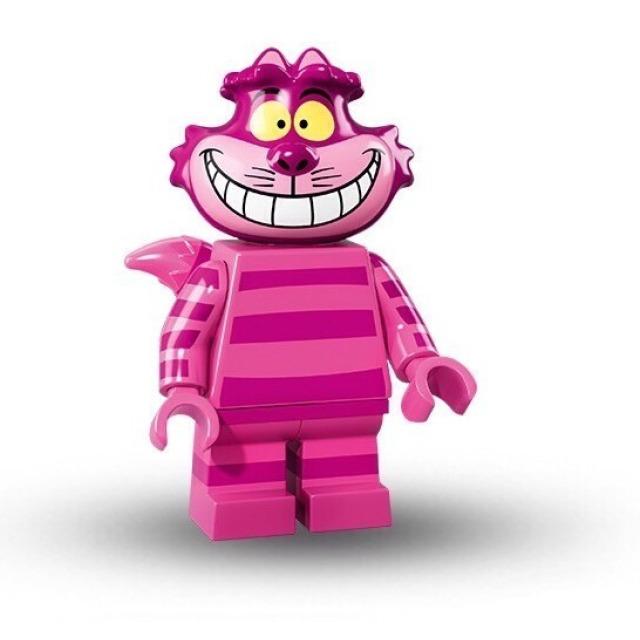 Obrázek produktu LEGO Minifigurky Disney 71012 Kočka Šklíba