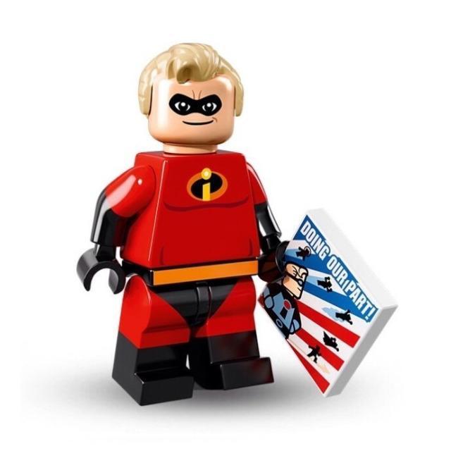 Obrázek produktu LEGO Minifigurky Disney 71012 Pan Úžasňák