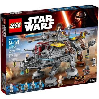 Obrázek 1 produktu LEGO Star Wars 75157 AT-TE kapitána Rexe