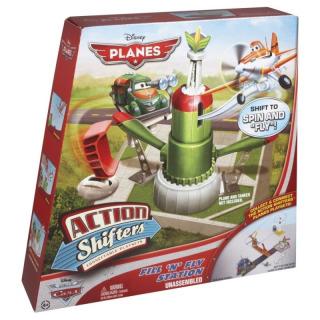 Obrázek 1 produktu Planes Čerpací stanice, Mattel BFM40