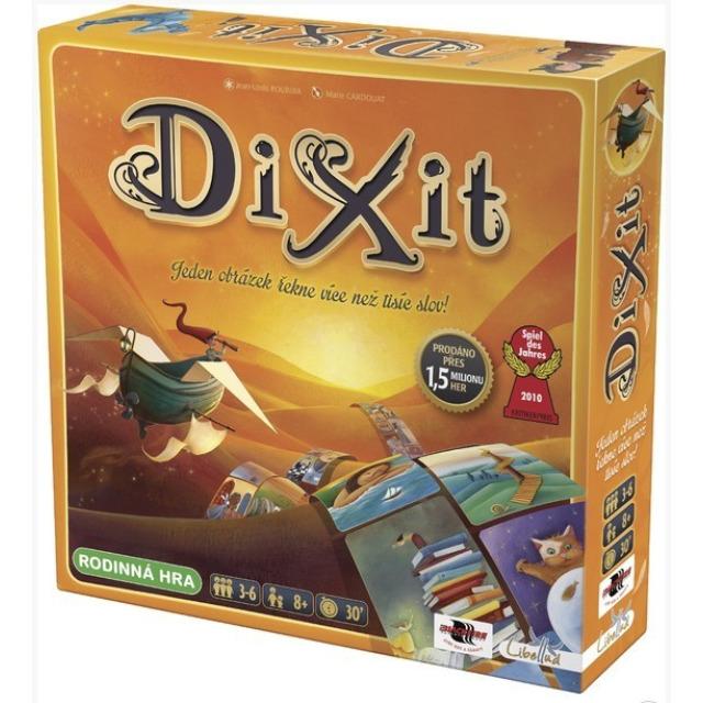 Obrázek produktu DIXIT CZ/SK, rodinná hra