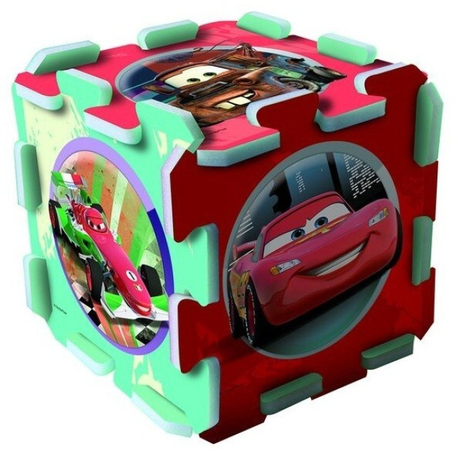 Obrázek produktu TREFL pěnové puzzle Auta Cars 8 ks
