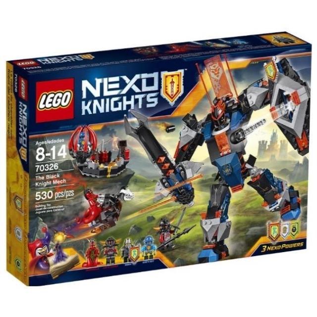 Obrázek produktu LEGO Nexo Knights 70326 Robot černého rytíře