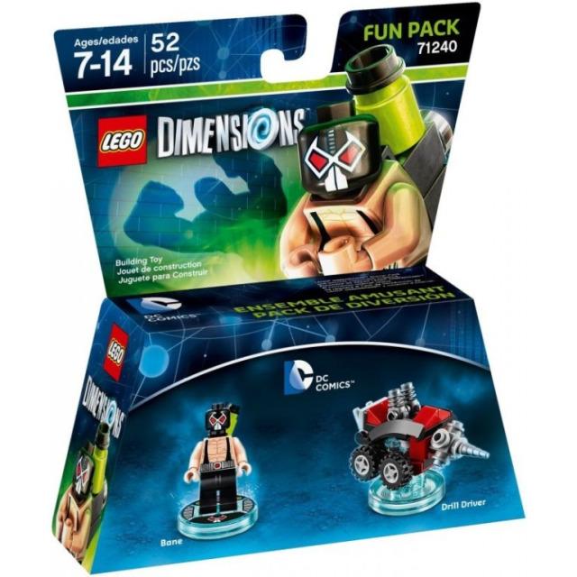 Obrázek produktu LEGO Dimensions 71240 Fun Pack: Bane
