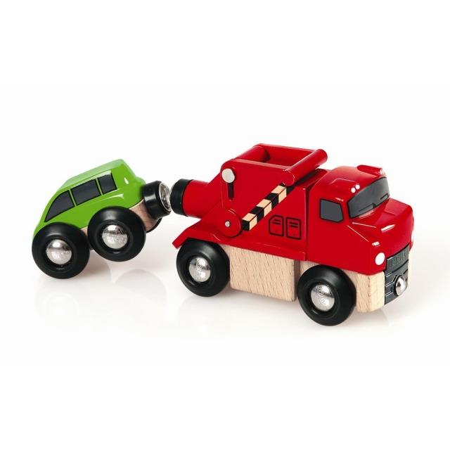 Obrázek produktu BRIO 33528 Kamion na odtahování aut
