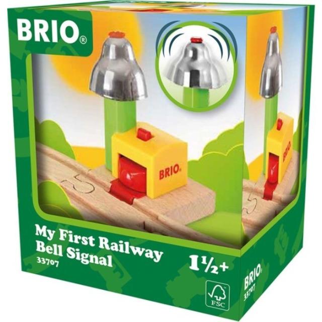 Obrázek produktu BRIO 33707 Magnetická zvuková signalizace k vláčkodráze
