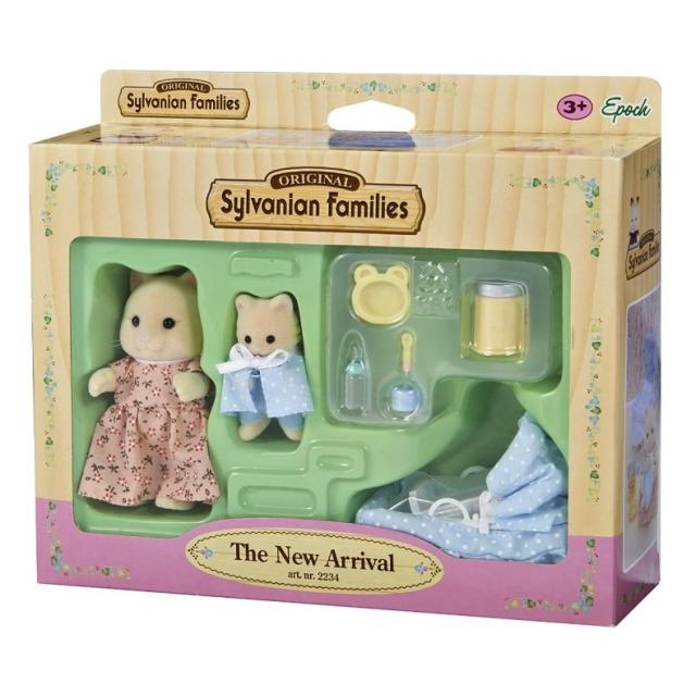 Obrázek produktu Sylvanian Families 4333 Zábavný set, péče o děťátko