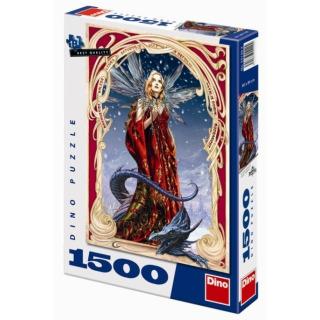 Obrázek 1 produktu Puzzle Vládkyně Avalonu 1500d. Dino