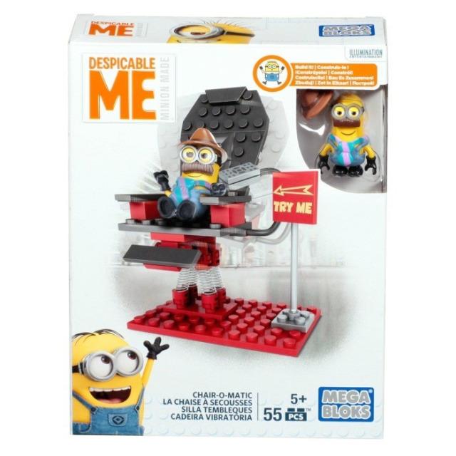 Obrázek produktu Mega Bloks Mimoňové Masážní křeslo