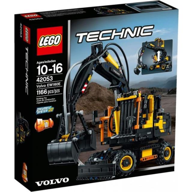 Obrázek produktu LEGO TECHNIC 42053 Volvo EW 160E