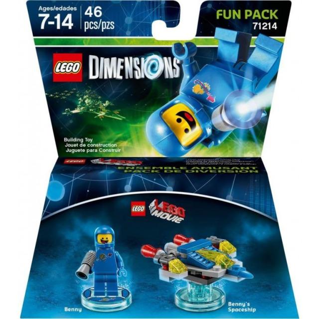 Obrázek produktu LEGO Dimensions 71214 Fun Pack: Benny