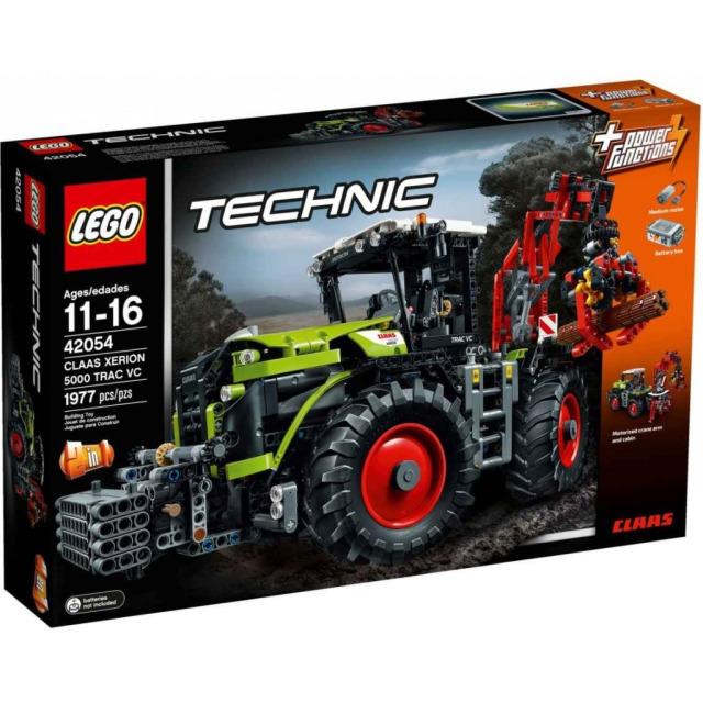 Obrázek produktu LEGO TECHNIC 42054 CLAAS XERION 5000 TRAC VC