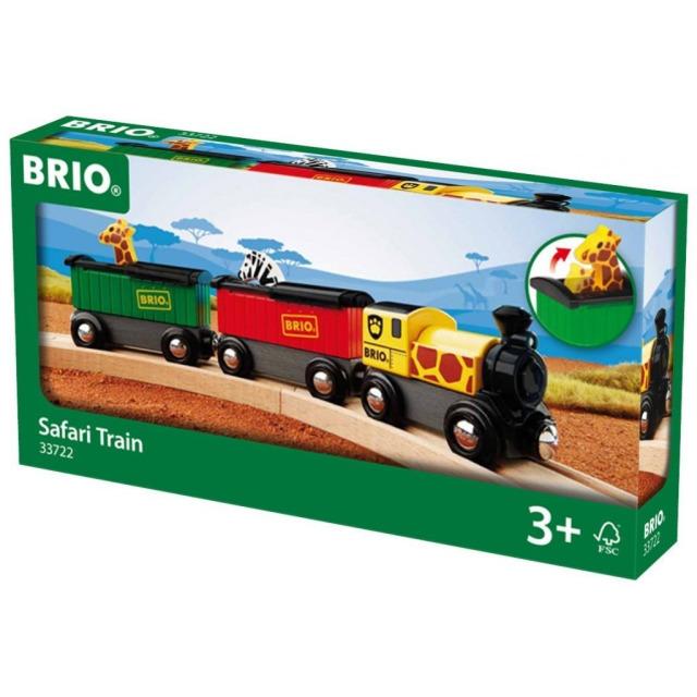 Obrázek produktu BRIO 33722 Safari vláček
