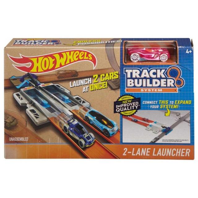 Obrázek produktu Hot Wheels 2 Lane Launcher, Mattel DJD68
