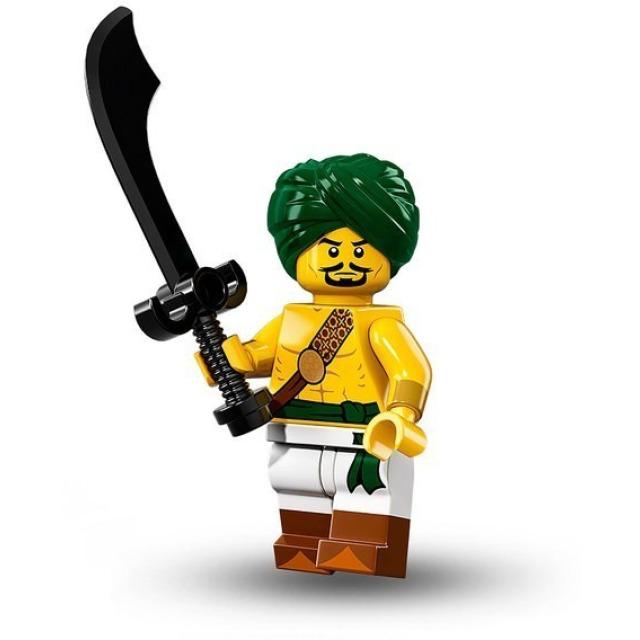 Obrázek produktu LEGO 71013 Minifigurka Sikh