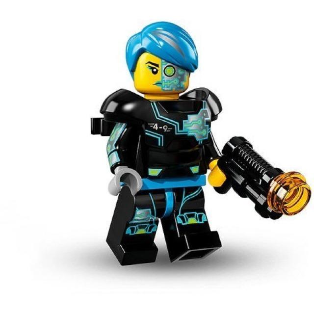 Obrázek produktu LEGO 71013 Minifigurka Kyborg žena