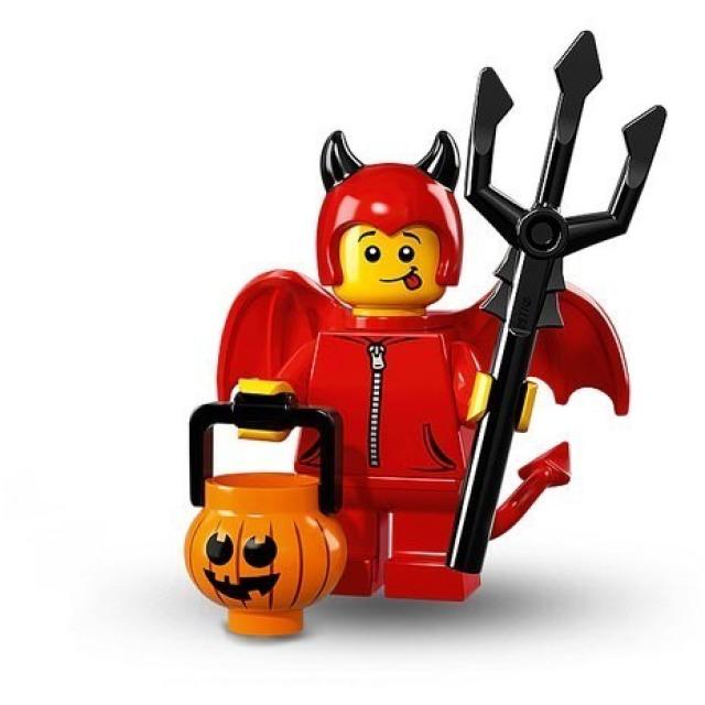 Obrázek produktu LEGO 71013 Minifigurka Čertík