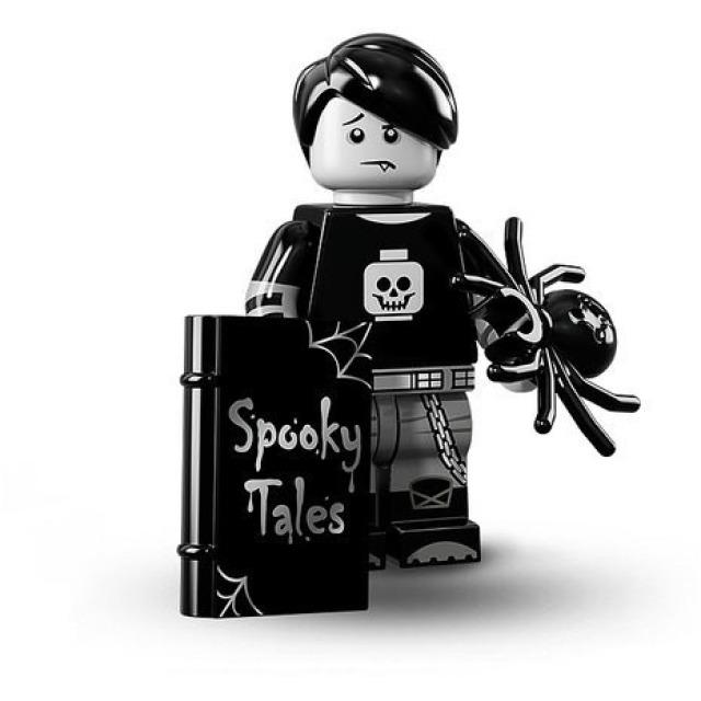 Obrázek produktu LEGO 71013 Minifigurka Strašidelný kluk