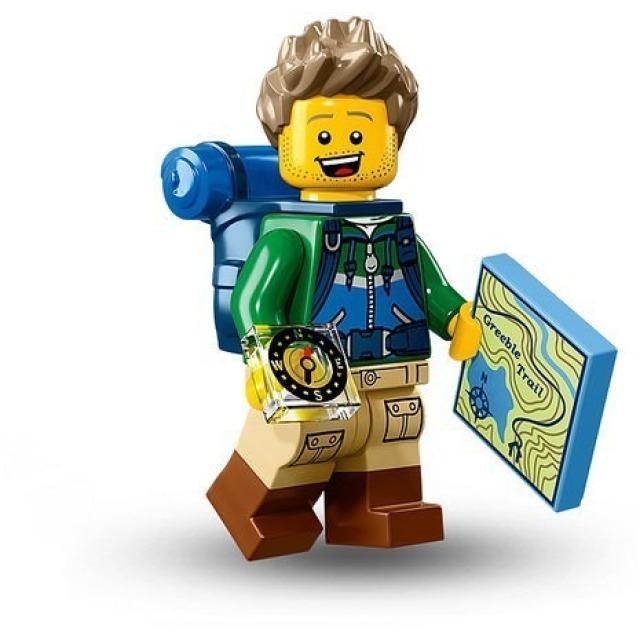 Obrázek produktu LEGO 71013 Minifigurka Turista