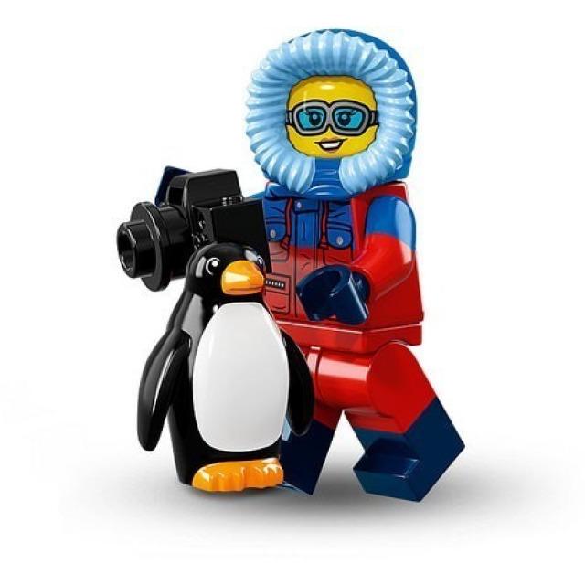 Obrázek produktu LEGO 71013 Minifigurka Dokumentaristka