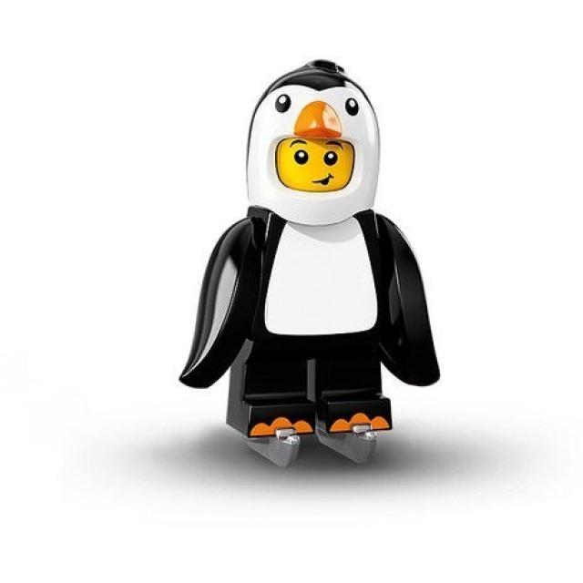 Obrázek produktu LEGO 71013 Minifigurka Tučňák kostým