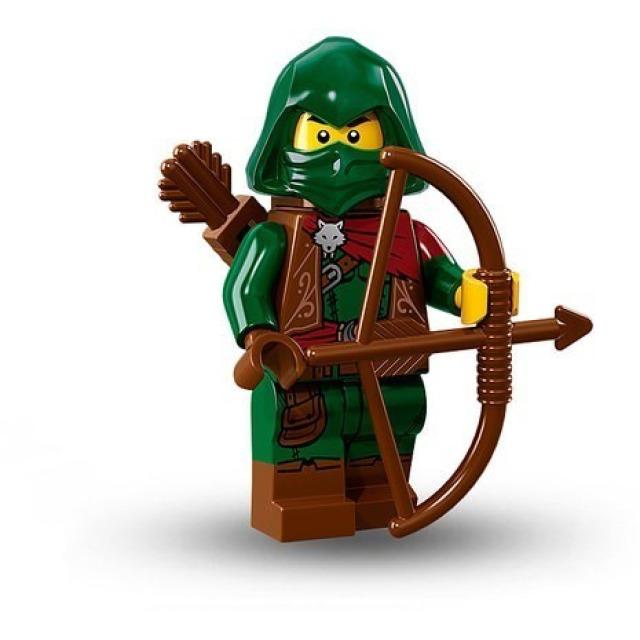 Obrázek produktu LEGO 71013 Minifigurka Loupežník