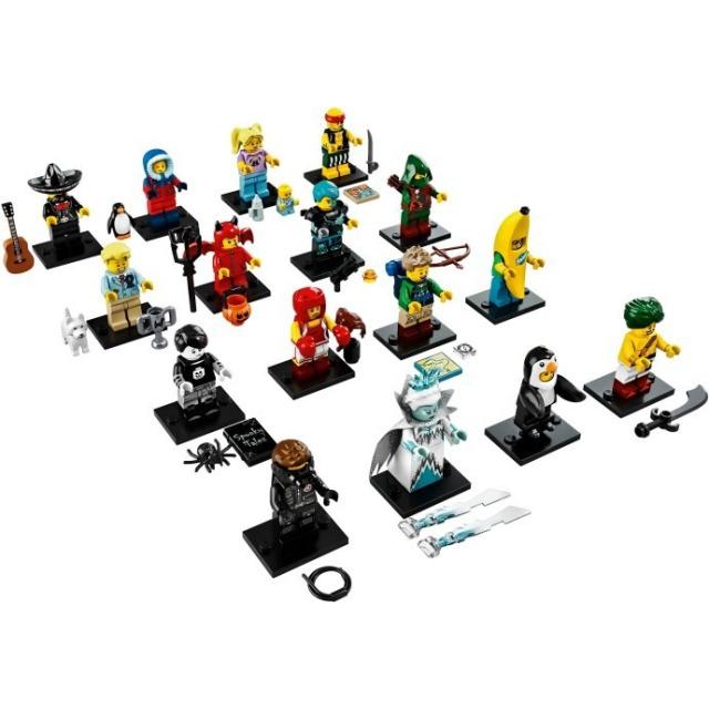Obrázek produktu LEGO 71013 Ucelená kolekce 16 Minifigurek série 16