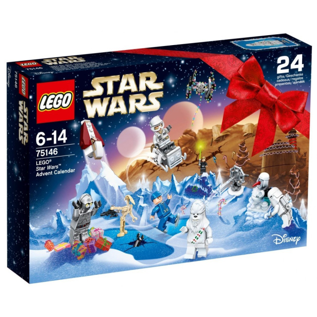 Obrázek produktu LEGO STAR WARS 75146 Adventní kalendář