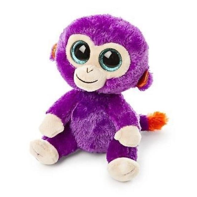 Obrázek produktu Plyšová opice Grapes s velkýma očima 15cm